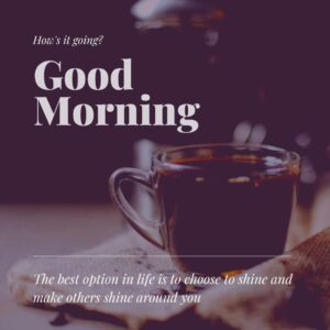 download good morning images for sharechat