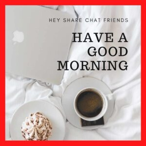 share chat good morning images hd