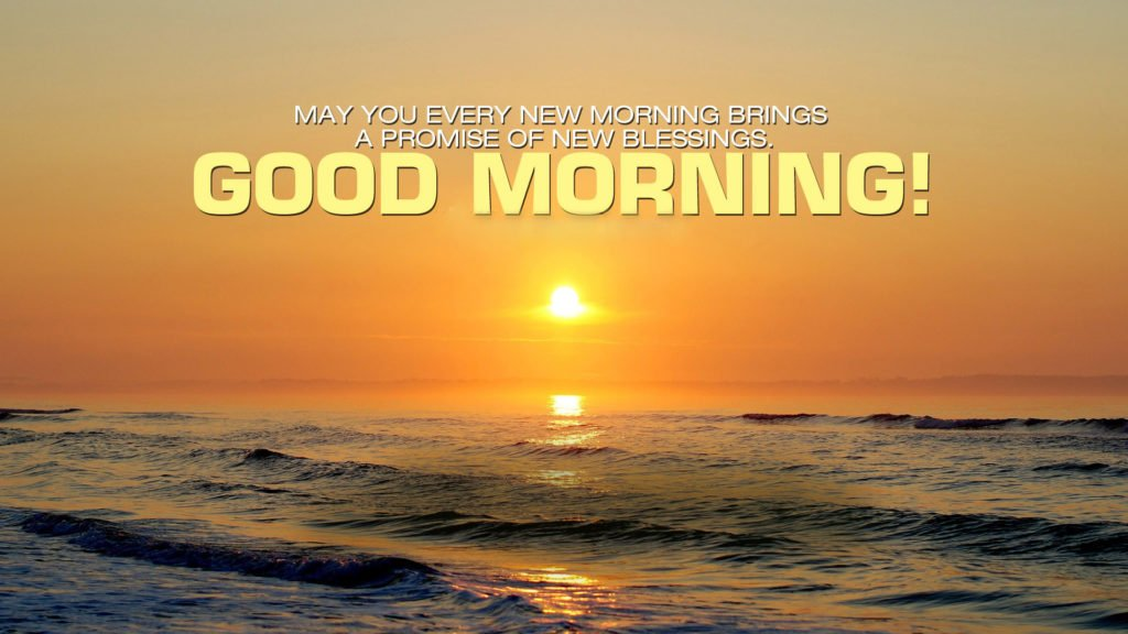 good morning quotes images in english