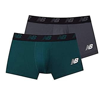 New Balance Men's Premium Performance 3″ Trunk Underwear