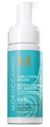 Curl Control Mousse